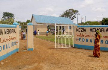 Fresh Water for the Bukomolo Clinic in Uganda