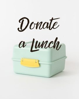 Donate a lunch
